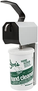 Joe's Hand Cleaner Dispensers, Stainless Steel Wall Dispenser for 4.5 lb Can (1310)