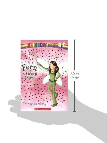 Fern: The Green Fairy (Rainbow Magic: The Rainbow Fairies, No. 4)