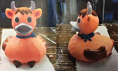 Faithful Friends Collectables Quackie The Coo Floating Bath Toy