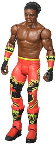 WWE Xavier Woods Séries 64 Mattel Jouet Figurine Catcheur