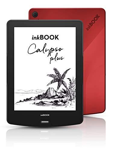 inkBOOK Calypso Plus Rot mit Skoobe App - Android eReader
