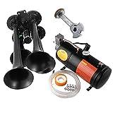 Best Air Horn Kits - ASMAHAN Train Horn, Air Horn, for Trucks Car Review
