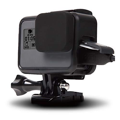 ActyGo 充電フレームケース カメラアクセサリー 5/6/7/blackにも適応