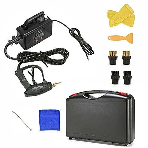 Staright Limpiador de vapor de alta presión y alta temperatura de 100-130 ℃, máquina de limpieza de mano para aire acondicionado, pisos de ventiladores de cocina de automóviles