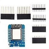 Tablero de Desarrollo USB Estable CH340 / CH341 WiFi 4MBit para Accesorios electrónicos