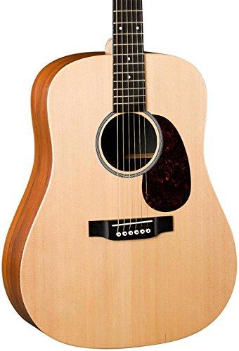 Martin X Series DX1KAE Dreadnought Guitarra Acústica-Eléctrica Natural
