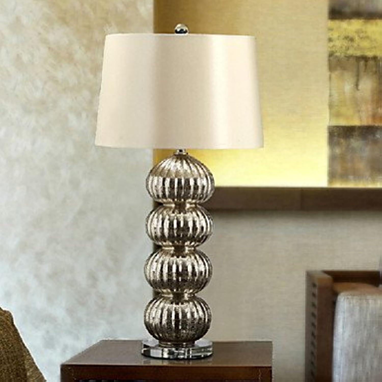 Mediterranes Mediterranes Mediterranes Design Goldenen Tischlampe Glas B00YV5O10K   Nutzen Sie Materialien voll aus  15dce5