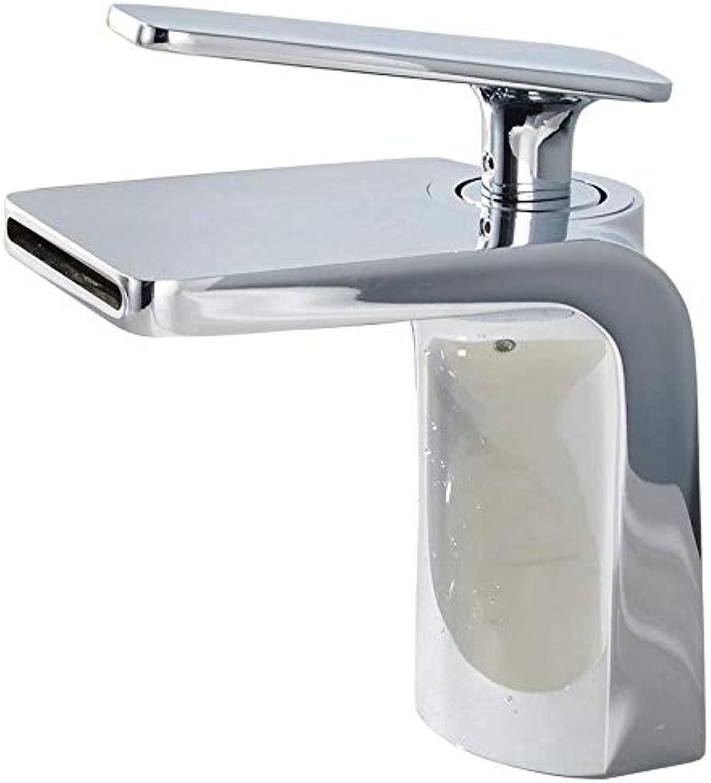 Wasserhahn Waschtischarmatur Waschen Sie Becken Heies Und Kaltes Wasser Kupferhahn Becken Heies Und Kaltes Wasserfall Wasser Antiken Wasserhahn