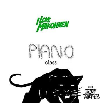 Piano Class (feat. I Love Makonnen)