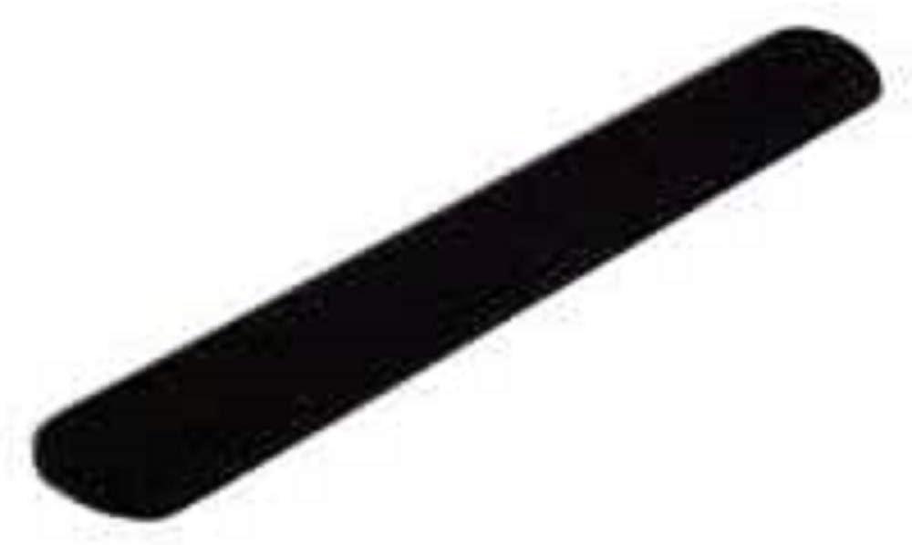3M Wrist Rest Gel-Filled - Wrist pad - Midnight Black