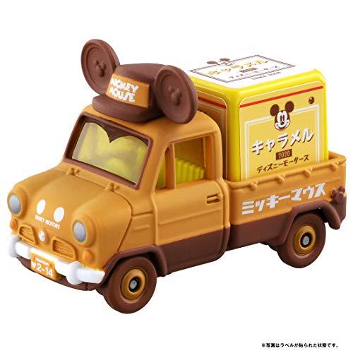 トミカ ディズニーモータース ソラッタ ミッキーマウス バレンタインエディション2020