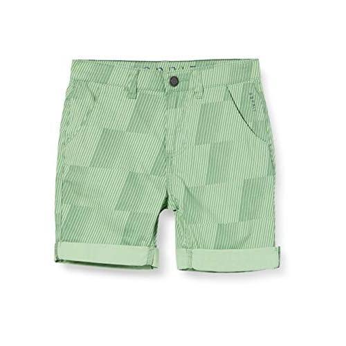 ESPRIT Rq2603603 Woven Shorts Pantaloncini, Verde (Pastel Green 522), 152 Bambino