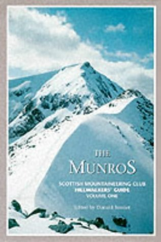 Image OfThe Munros: V. 1: Scottish Mountaineering Club Hillwalkers Guide