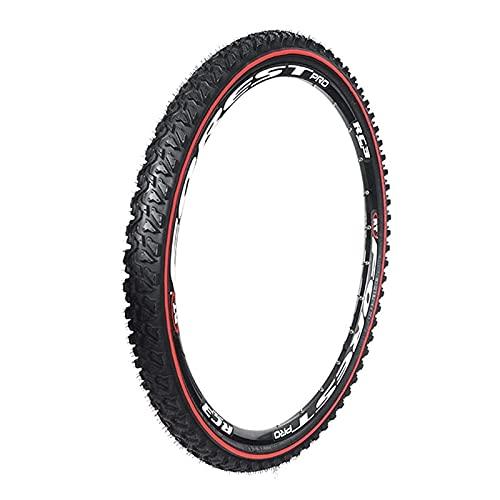 WZQZ Fahrrad Außenreifen 24 26 26 26 26 26 Zoll Mountainbike Querland 1.95 2.1 2.35 große Musterräder,26X1.95
