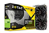 ZOTAC GeForce GTX 1060 AMP! Core Grafikkarte (NVIDIA GTX 1060, 3GB GDDR5, 192bit, Base-Takt 1582 MHz, Boost-Takt 1797 MHz, 8 GHz)