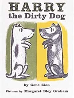Children's Classic Library - Harry The Dirty Dog