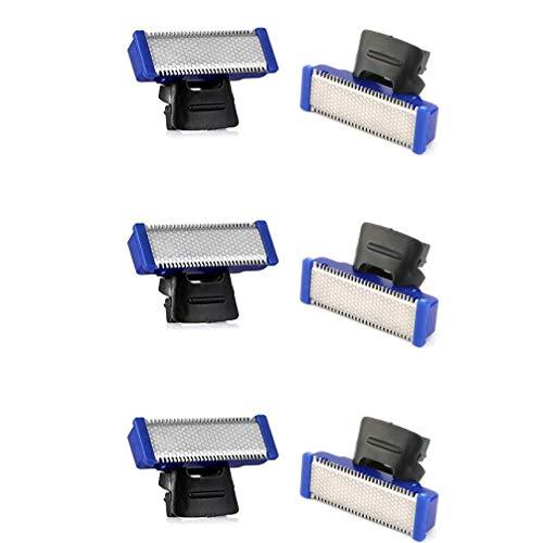 Adanse - Cabezal de repuesto para cortapelos Solo Trimmer Micro-Touches (6 unidades)