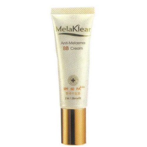 Melaklear Anti-melasma Bb Cream Fade Reduce & Conceal Blemish Freckle Dark Spot