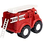 Fire Truck - BPA Free, Phthalates Free Imaginative Play Toy for Improving Fine Motor, Gross Motor Skills. Toys for Kids Back