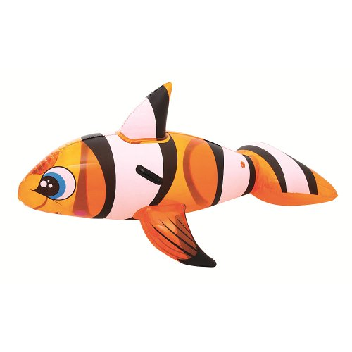 Toys R Us Sizzlin' Cool Animal Rider - Clown Fish