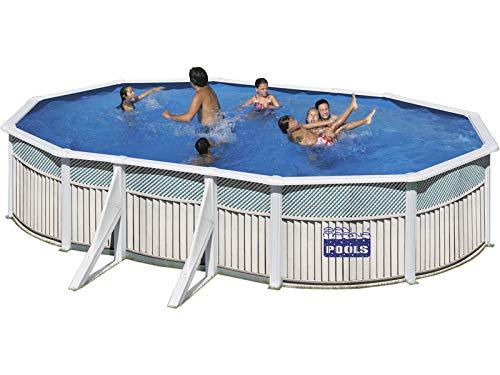 San Marina Pools - Piscina De Chapa Capri 610 X 375 X 120 Cm
