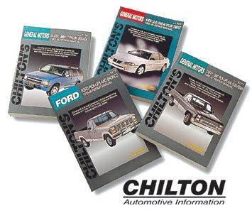 Price comparison product image Chilton Super Duty Pick-Ups & Excursion 1999-2010 Repair Manual (26667)