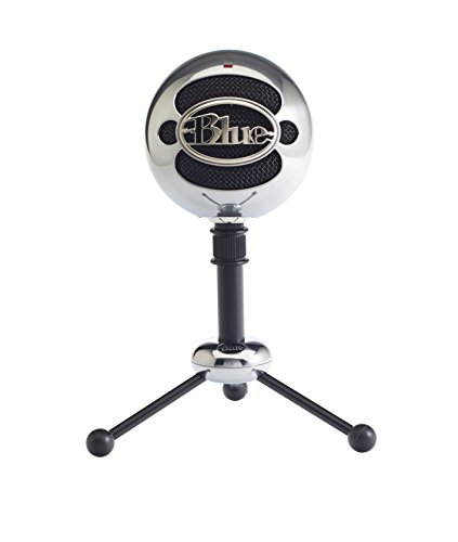 Blue Microphones Yeti Professional Multi-Pattern USB Mic for Recording and Streaming con due Versatili Pattern di Pickup per Registrazione, Streaming PC/Mac, Versione in alluminio