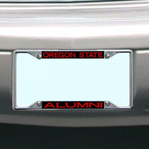 NCAA Oregon State Beavers License Plate Frame Alumni