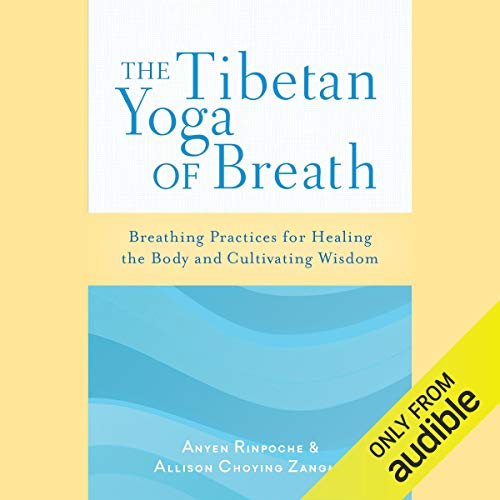 The Tibetan Yoga of Breath cover art