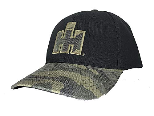 IH Zweifarbige Washed Camo Hat/Cap – A2338