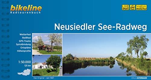 Bikeline Radtourenbuch, Neusiedler See-Radweg: 1:50000, 125 km (Bikeline Radtourenbücher)