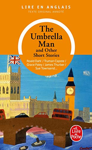 The Umbrella Man: And other short strories