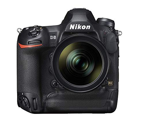 Nikon D6 FX-Format Digital SLR Camera Body, Black