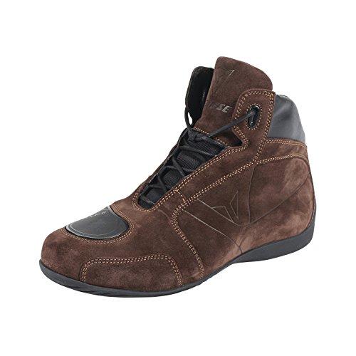 Dainese-VERA CRUZ D1 Schuhe, Dunkelbraun, Größe 38