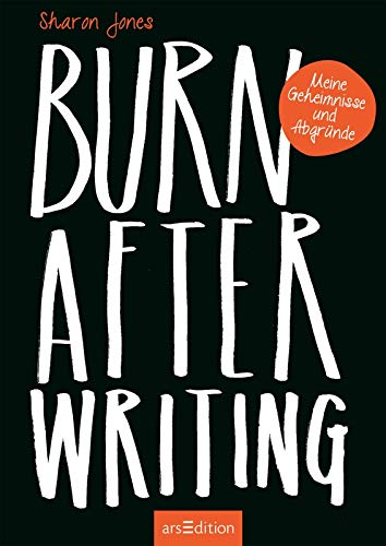 Burn After Writing