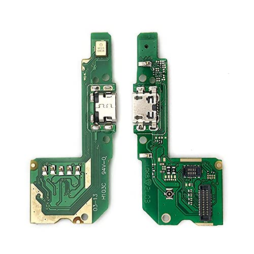 Placa de Cargador PCB Flex para LG K8 Plus Conector de Puerto USB Cable de Cinta de Carga del Muelle