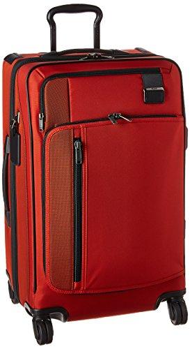 Tumi Merge - Short Trip Expandable 4.9 kg, 83.3 L Equipaje de Mano, 66 cm, 83.265 Liters, Rojo (Sunset Red)