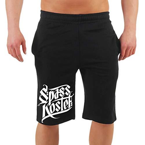 Spaß kostet Männer und Herren Kurze Hose Short Premium Label