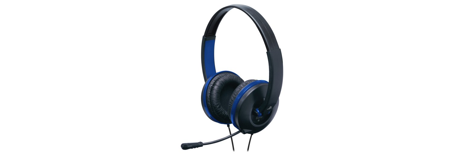 HORI Stereo Chat Headset 4 for PlayStation 4 by Hori: Amazon.es: Videojuegos