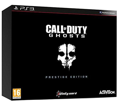 Activision Call of Duty: Ghosts - Prestige Edition, PS3