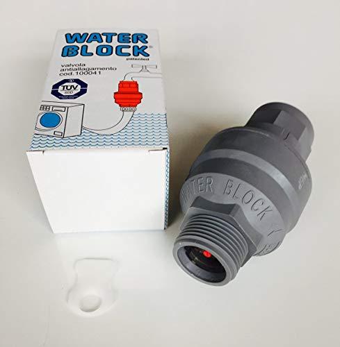 """Waterblock Zulauf Wasserstop Aquastop Waschmaschine für Zulaufschlauch 3/4\"""""""
