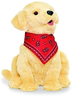 Ageless Innovation Joy For All Companion Pets Golden Pup Lifelike & Realistic