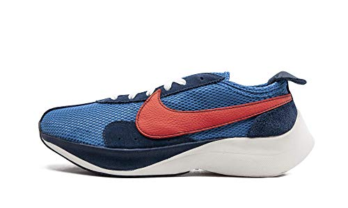 Nike Moon Racer QS (Mountain Blue/Team Orange 10.5)