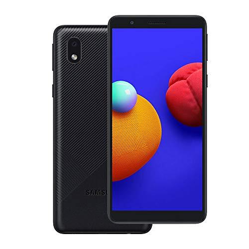 "Smartphone Samsung Galaxy A01 Core 32GB 2GB RAM Tela Infinita de 5.3"" Preto"
