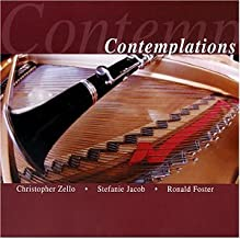 Contemplations: Music for Clarinet & Piano