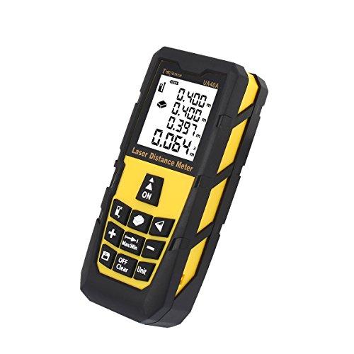 DMiotech Laser Distance Meter 131ft 40m Mini Handheld Digital Laser...