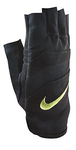 Nike 9092/30 Wmns Vent Tech Trainin, taglia S, nero (023 nero/volt)