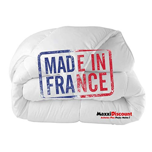 Maxxidiscount | Couettes 1 ou 2 Personnes Second Choix Lestra Made in France (140_x_200_cm)