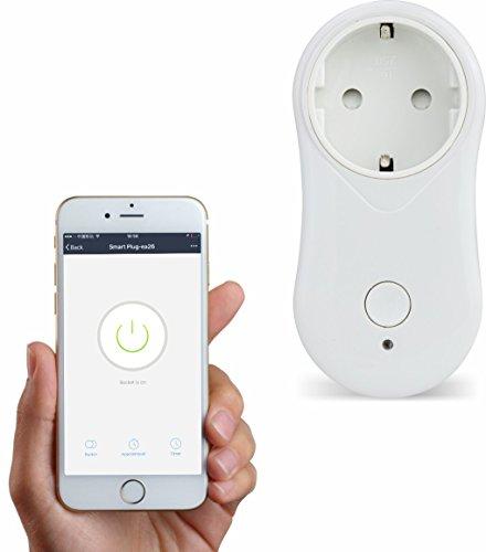 bester der welt Wi-Fi Smart Plug und Smart Remote Control Schalten Sie elektronische Geräte von überall über USB aus… 2021