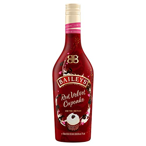Baileys Red Velvet Limited Edition Liköre (1 x 0.7 l)